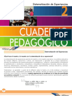 Cuadernillo 2 Sistematización de Experiencias Color (1)