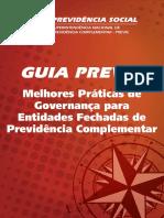 Melhores Práticas de Governança Efpc