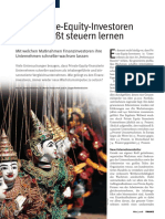 III. Further Publications - Steering and Controlling (German)