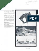 Westinghouse Lighting Rampliter II HID Airport Floodlight System Spec Sheet 8-72