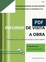 Informe de Visita a Obra (2)