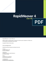 Rapidweaver 4 manual
