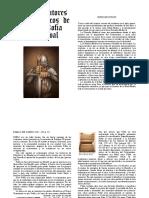 Cuatro Autores Emblemáticos de La Filosofía Medieval