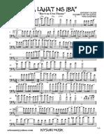 Sa Lahat Ng Iba - Bass Trombone