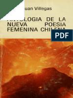 Villegas AntologiaPoesiaChilenaFemenina