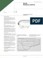 Westinghouse Lighting OV-50 Series Roadway Spec Sheet 6-79