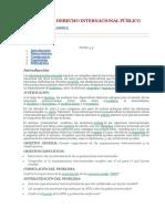 Análisis Del Derecho Internacional Público