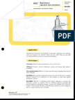 Westinghouse Lighting Quadro-Liner Incandescent & Mercury Suburban Roadway Spec Sheet 9-67