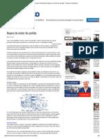 Revista O Mecânico Reparo Do Motor de Partida - Revista O Mecânico