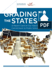 Grading the States