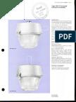 Westinghouse Lighting VB-15 Series Roadway Spec Sheet 1-70