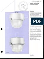 Westinghouse Lighting VB-15 Series Roadway Spec Sheet 1-70
