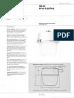Westinghouse Lighting VB-15 Series Roadway Spec Sheet 6-79