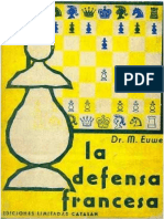 La Defensa Francesa - Max Euwe.pdf