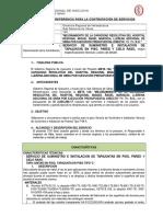 02 Especificaciones Tecnicas General