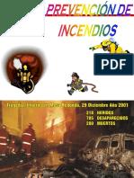 Tema 12.1 Prevencion de Incendio