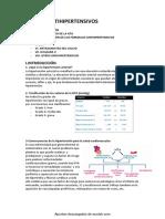 Antihipertensivos 2