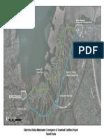 KK Tunnel Route Map