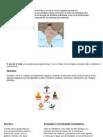 Diapositivas de Historia india