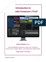 Introduction to Avid Media Composer   First 2018.10