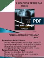 Rokok Dan Bahayanya