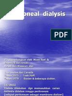 362842540 Peritoneal Dialisis