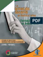 Texto 14. La Formación Docente en América Latina.