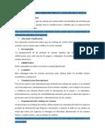 Características Que Debe Reunir Un Catálogo de Cuentas