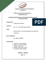 Auditoria Operativa Nforme de Trabajo Colaborativo