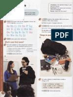 Face2face Starter Students Book 1C 1D