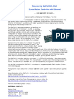 Galil DMC-41x3 Press Release