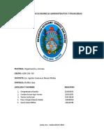 Informe de Empresa HANSA Ltda.