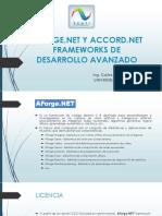 AFORGE  Framework c#
