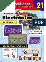 El Mundo de La Electrónica Capitulo 21