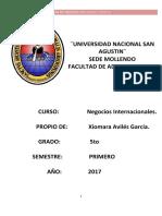 Plan de Negocios Xiomara Aviles Garcia Hh