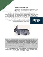 Estandarizacion de Conejos