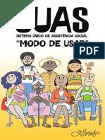 Cartilha SUAS - Modo de Usar - PDF