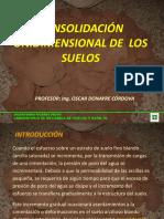 tema4consolidacionunidimensionalsuelos-170912055119