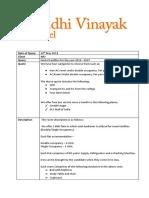 Estimate Siddhi Vinayak.docx