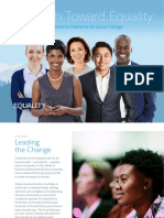 Salesforce the Path Toward Equality
