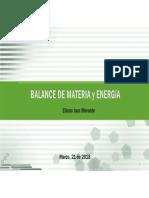 Mass Balance (Mar 20)