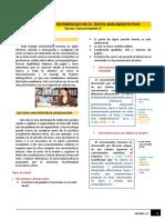 Las Citas y Las Referencias en El Texto Argumentativo