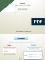 hematologia - abordagem
