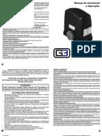 Manual Dz g3 Residence