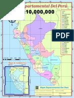 Mapa Departamental