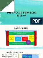 Diseño de Servicio-itil