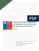 Norma de Profilaxis Diagnoostico y Tratamiento de las Infecciones de Transmision Sexual.pdf