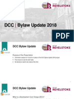 Revelstoke DCC Bylaw Update document`