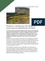 Revision DSI Underground Chile