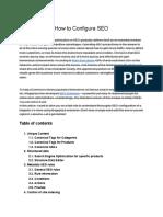 How to Configure Magento 2 SEO